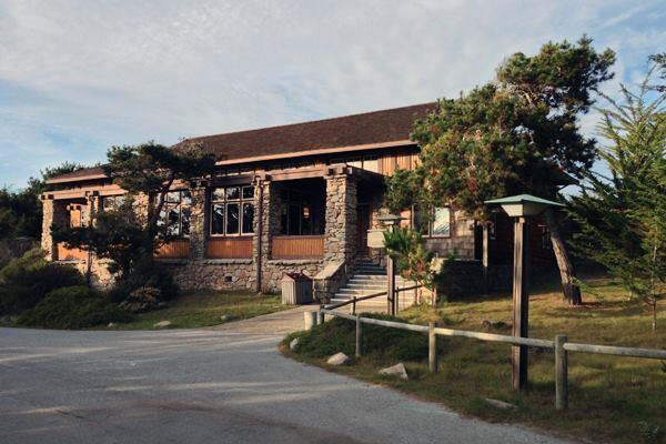 Asilomar Chapel