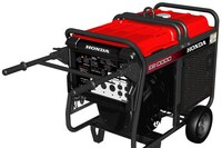 Industrial series generator from Honda Power