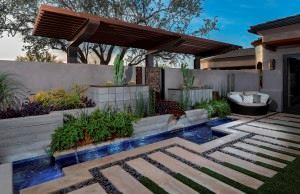 Photo by Michael Woodall / Pool by Red Rock Pools & Spas
