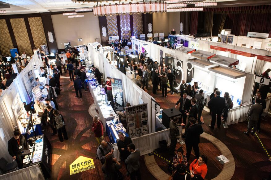 More than 230 manufacturers displayed their latest lighting offerings during LEDucation9 in New York City.