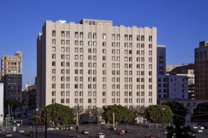 BIG DEAL: Despite the soft market, New York-based The Related Cos. purchased 740 S. Olive St. in Los Angeles for  $56.5 million. Sperry Van Ness brokered the sale of the 309-unit affordable senior housing community.