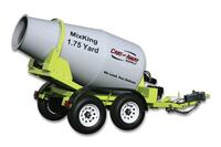 Cart-Away Supply MixKing Trailers