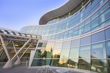Valspar Adds Pearlescent Accents to Salt Lake City Public Safety Building