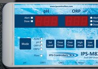 M820 Automated pH & Dual ORP Controller