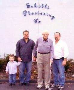 Four generations of Schillis