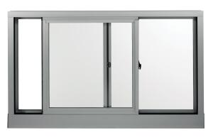 Kawneer Co. has introduced its AA3350 IsoPort Horizontal Sliding Window. It is available as single-hung, double-hung, horizontal sliding, or fixed with a polyamide thermal break design and factory glazing. One-inch insulating or laminated glass improves energy efficiency and enhances sound transmission class and outdoor-indoor transmission class (sound resistance) performance. ¢ kawneer.com