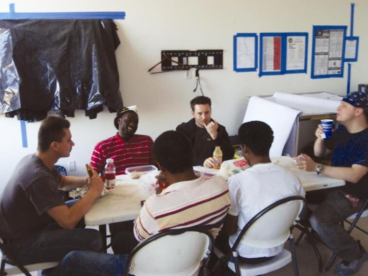 Diverse Staff Benefits Business