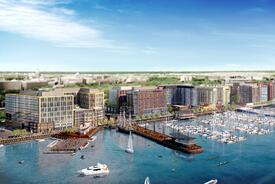 The Wharf: Southwest Waterfront