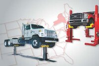 Rotary Lift Vehicle Lifts and Accessories Now Available through New York State Contract