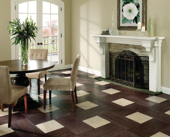 Mannington Mills' Earthly Elements Flooring
