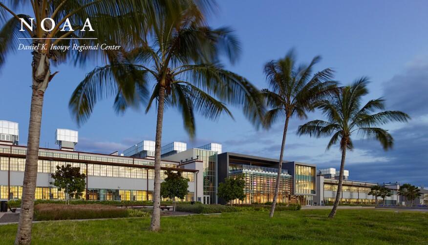 NOAA Daniel K. Inouye Regional Center - Honolulu, Hawaii