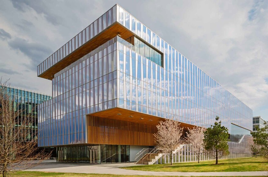 Office Building Architecture