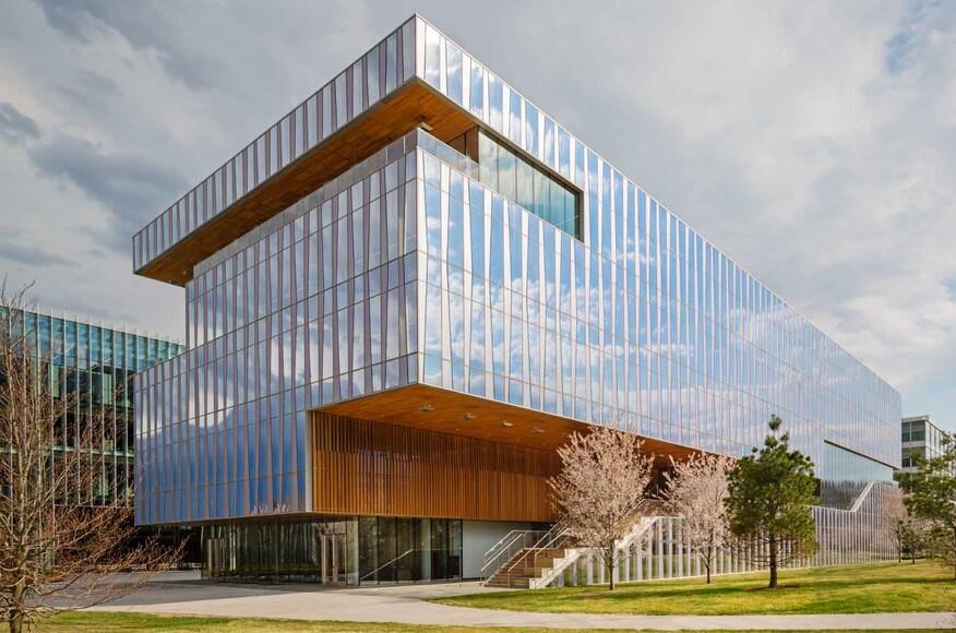 novartis pharmaceuticals office building | architect magazine