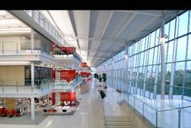 One Haworth Center Interior