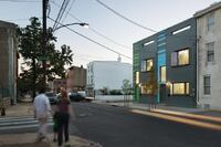 AIA Case Study: Postgreen in Philly