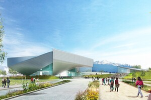 Diller Scofidio + Renfro Unveils Its Designs For The U.S. Olympic Museum