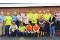 Town of Oxford's Public Works Department saves city money