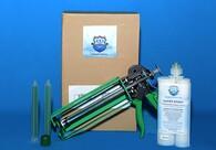 AquaGuard Super Epoxy 400 ml Gun & Cartridge