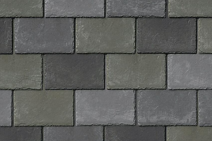 Slate Shake Tile from InSpire Roofing Products