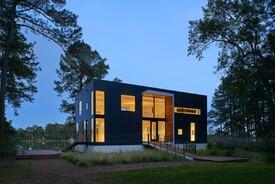 House on Solitude Creek
