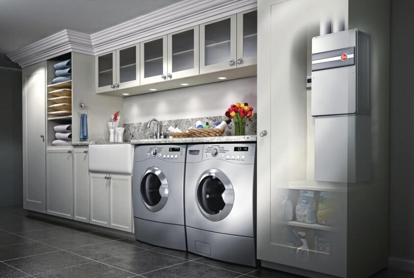 Rheem Prestige Series Condensing Tankless Water Heaters