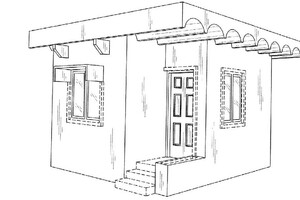 These Compressed Earth Brick Homes Could Provide Relief In Nepal