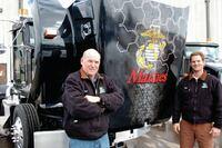 Paving contractor puts veterans to work