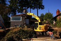 A Teardown a Day: Bulldozing the Way for Bigger Homes in Seattle, Suburbs