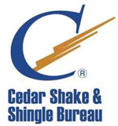 Cedar Shake & Shingle Bureau Logo