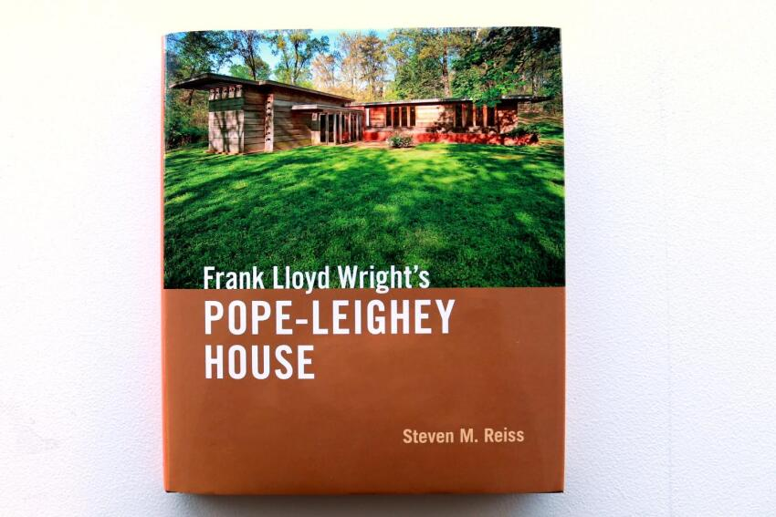 Book Review: Steven Reiss Chronicles the Multiple Uprootings of a Frank Lloyd Wright Home