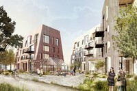 Swedish Development Marries Urban, Natural Landscapes