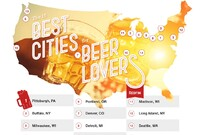 The Top Cities For Beer Drinkers