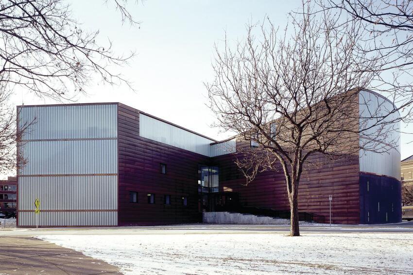Past Progressives: University of Minnesota School of Architecture Addition