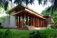 Crystal Bridges Museum Acquires Frank Lloyd Wright Usonian House