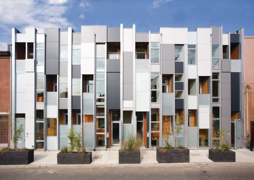 Modern residences reinterpret the architectural language for Architecture design language