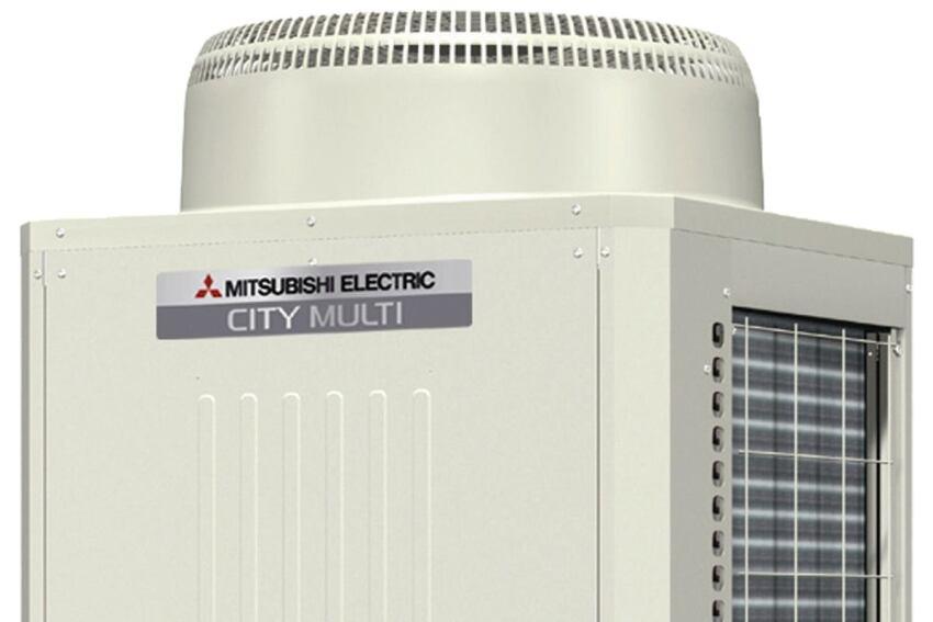 Mitsubishi Electric Y- and R2-Series HVAC Units