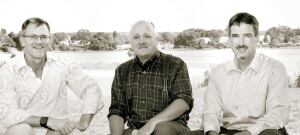 Mark A. Hutker, Charles e. Orr, and Philip Regan