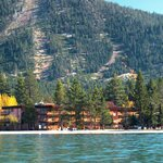 The Tahoe Beach & Ski Club, a timeshare resort on Lake Tahoe, Calif.
