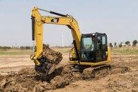 Mini Hydraulic Excavator from Caterpillar