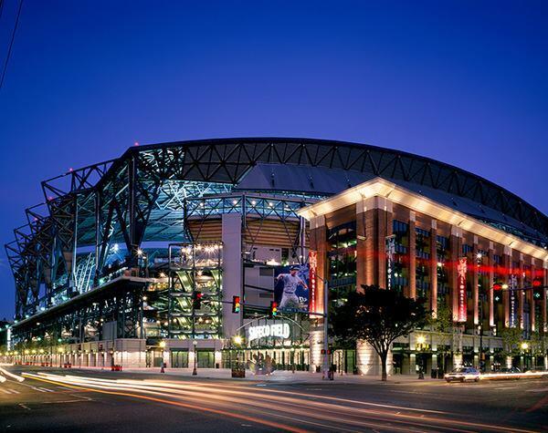 Safeco Field, Seattle, by NBBJ Design.