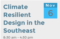 """Designing for Climate Change"" Conference Scheduled"
