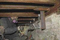 Seismic Retrofit For Cripple Walls