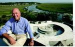 David Howard's dream came true when his company built an innovative, open, and appealing home that would be able to survive coastal tides and winds.