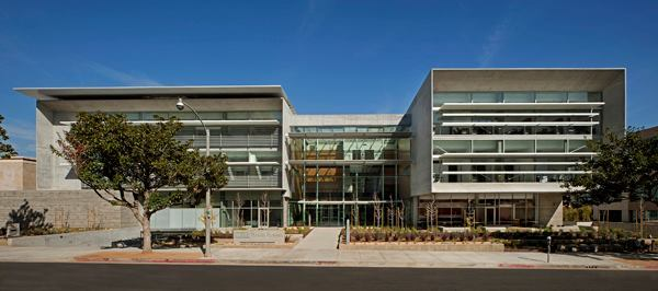 UCLA Outpatient Surgery and Oncology Center, Santa Monica, Calif., by Michael W. Folonis Architects.