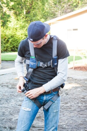 ExoFit Nex Vest Style Harness