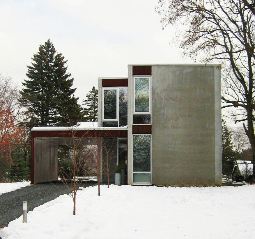 Washburn house, Minneapolis, Minn.