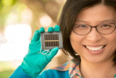 New Efficiency Record Set for Large Perovskite Solar Cell