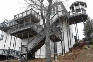 Elevated Decks Professional Deck Builder Framing