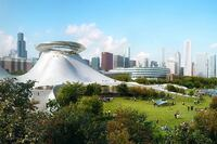 First Renderings of Lucas Museum of Narrative Art Released