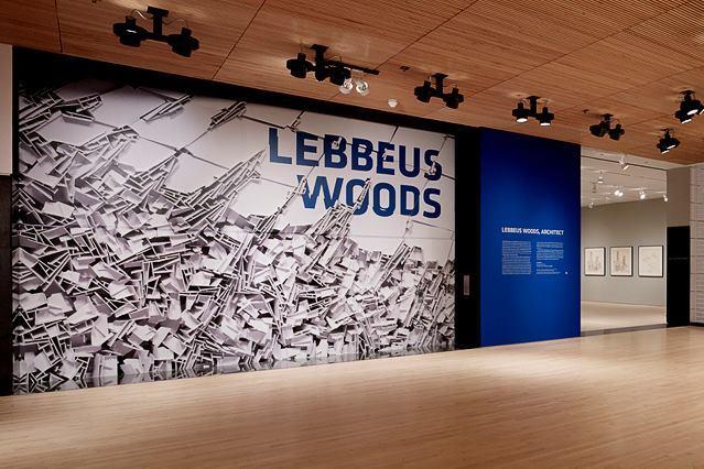 Posthumous Exhibition on Lebbeus Woods Focuses on Architecture's Potential